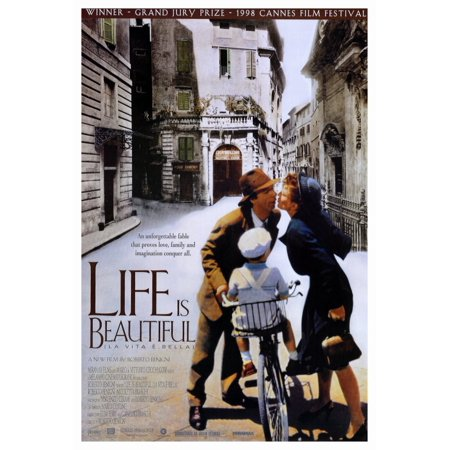 Life is Beautiful (1998) 27x40 Movie Poster