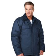 Tri-Mountain Men's Big And Tall Warmth Shell Jacket