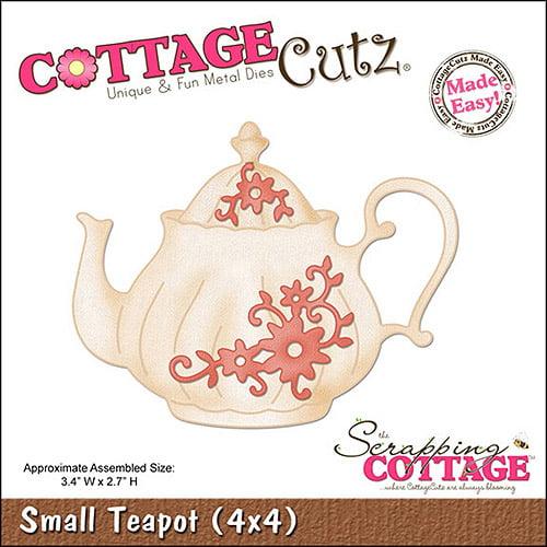 """CottageCutz Die, 4"""" x 4"""""""