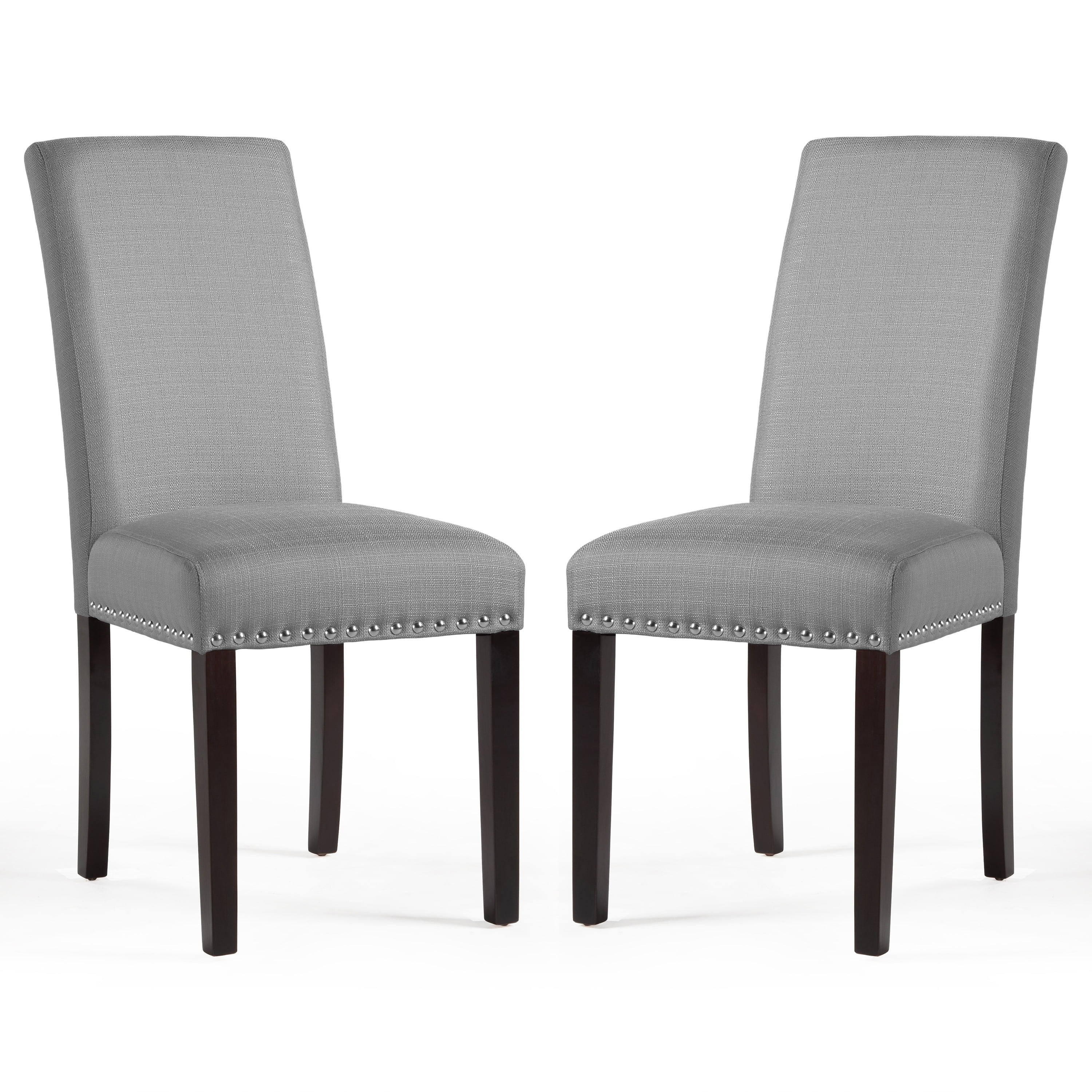 Dhi Nice Nail Head Upholstered Dining