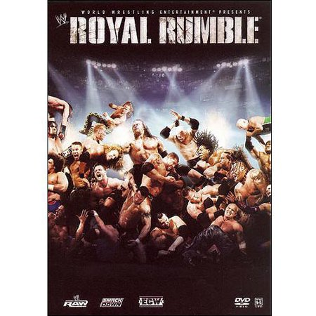 WWE: Royal Rumble 2007 (Full Frame) (John Cena Vs Randy Orton Royal Rumble 2014)