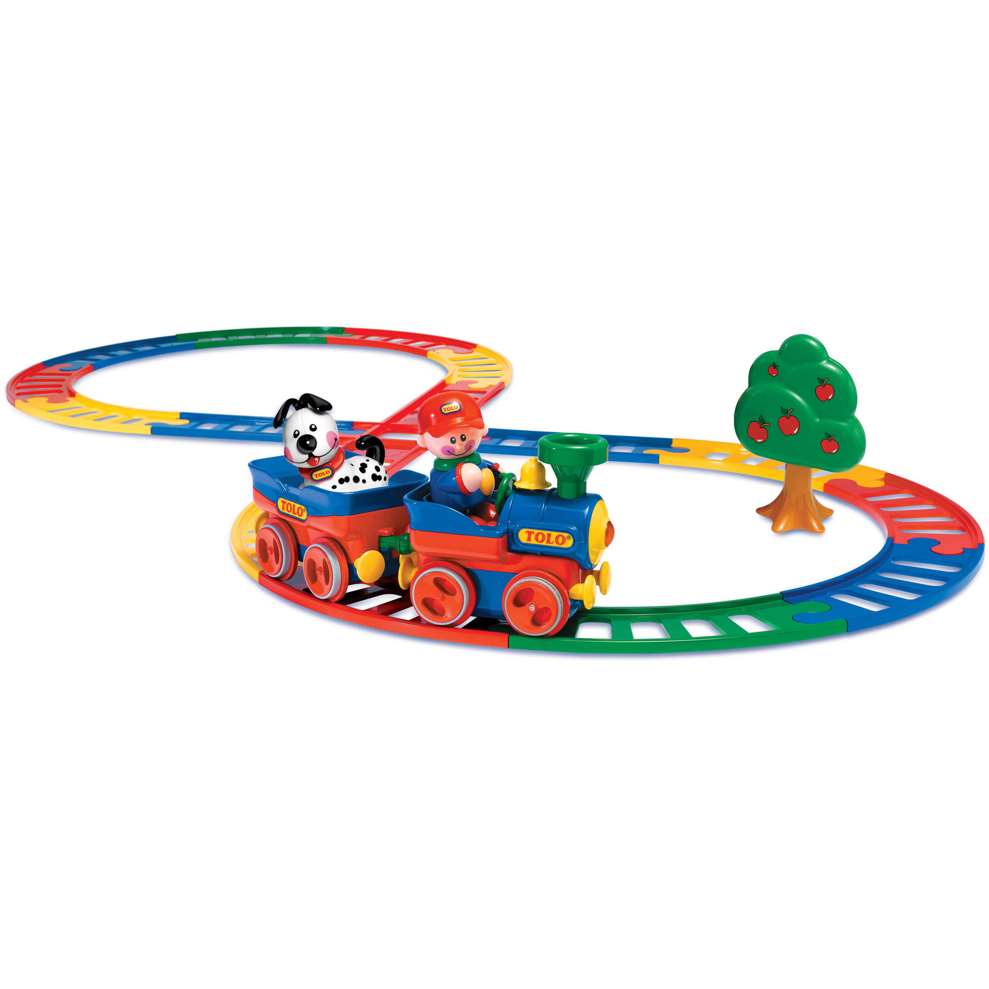 Tolo First Friends Deluxe Train Set by Tolo