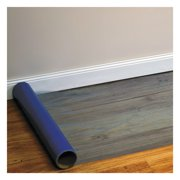 ES Robbins Roll Guard Temporary Floor Protection Film for Hard Floors, 24 x 2400, Blue