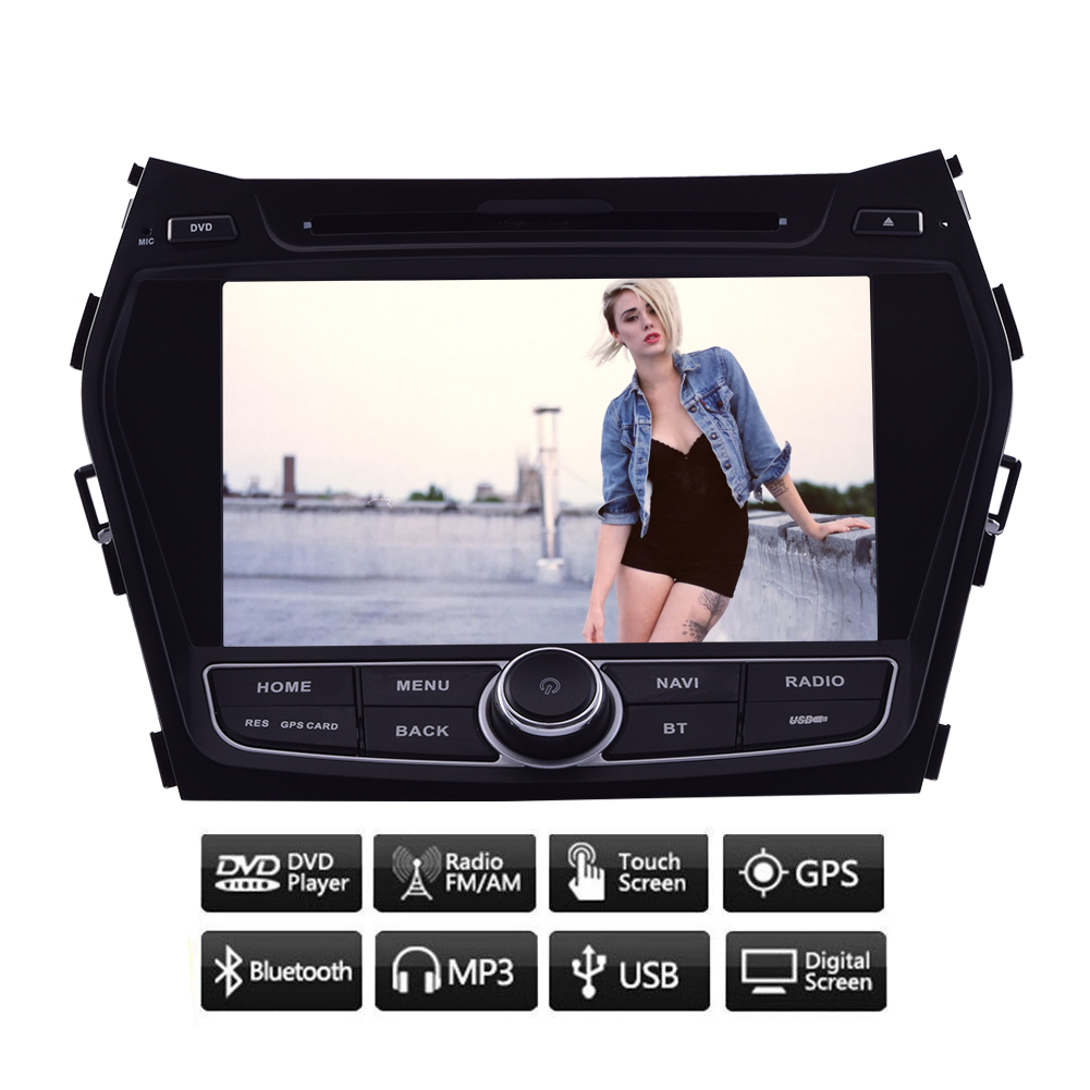 Eincar quad core 8 inch Capacitive Multiple Touch Screen Autoradio support Anti-Frinction + Bluetooth +