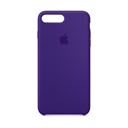 separation shoes 5c84e 5c395 Apple Silicone Case for iPhone 8 Plus & iPhone 7 Plus - Ultra Violet