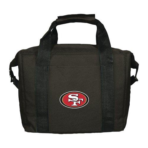 NFL San Francisco 49ers 12-Pack Kooler Bag