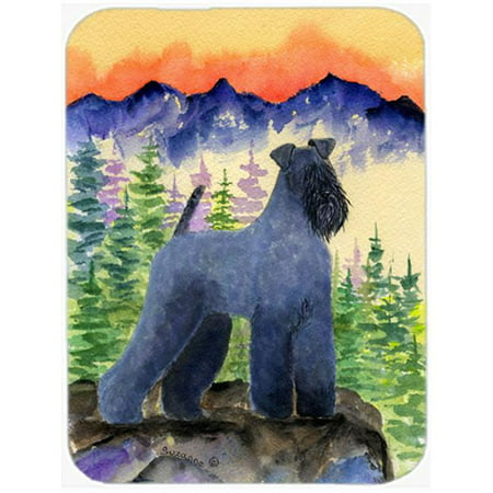 Carolines Treasures SS8223LCB Kerry Blue Terrier Glass Cutting Board - Large - image 1 de 1