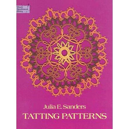 Tatting Patterns (Doily Tatting Pattern)