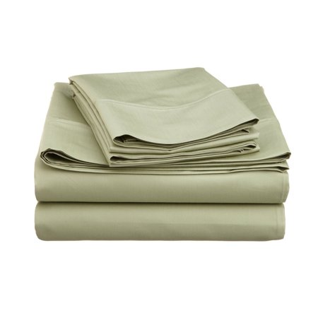 Regency 100 Cotton 600 Thread Count Blend Sheet Set Ultra Comfortable And Durable Flat Ed Pillow Case