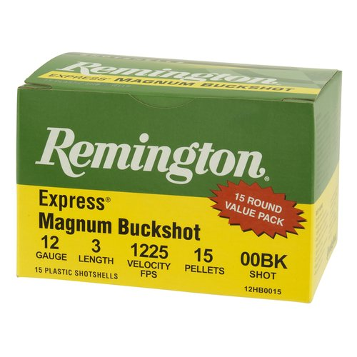 Remington Arms 12hb0015b Sp 12h Mg Bk-00  75/ca