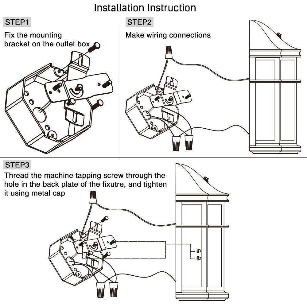 Brinks Dusk To Dawn Security Light Wiring Diagram Diagrams Awesome Electrical Lighting Photo