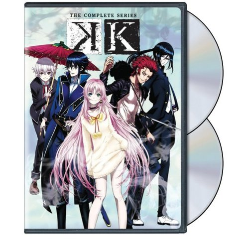 K: The Complete Series (Widescreen)