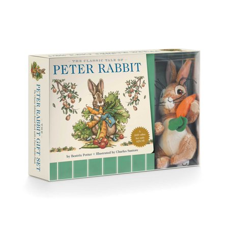 The Peter Rabbit Gift Set: Including a Classic Board Book and Peter Rabbit Plush [With Peter Rabbit Plush] (Board