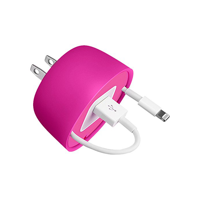 Quirky Powercurl Mini Pop For Apple Usb Cable And Power