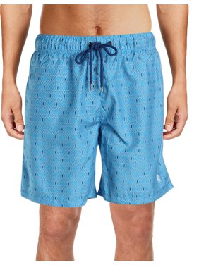 17dcaf2faa8ef Product Image IKE By Ike Behar Mens Printed Quick Dry Swim Trunks