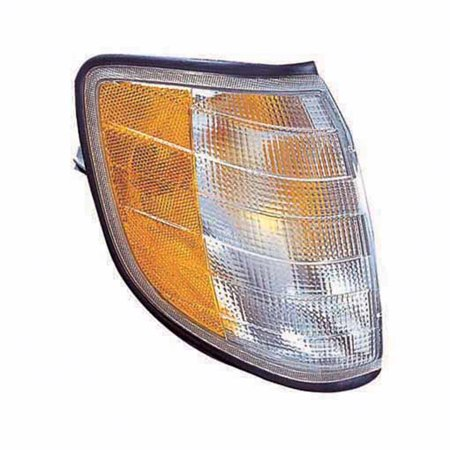 1995-1999 Mercedes-Benz S320  Aftermarket Passenger Side Front Parking and Signal Lamp (Mercedes Benz Aftermarket)