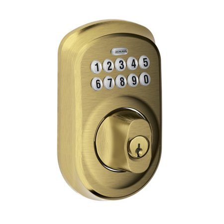 Schlage Keypad Review Price Comparison 2018