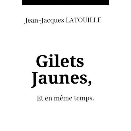 GILETS JAUNES - eBook