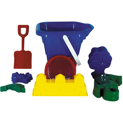 Water Sports Itza CastleMold Play Set