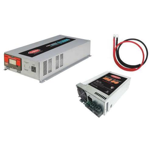 Tundra Ics30280 Inverter/Charger,80 Amps,3000W G1856219