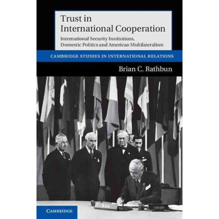 Trust In International Cooperation