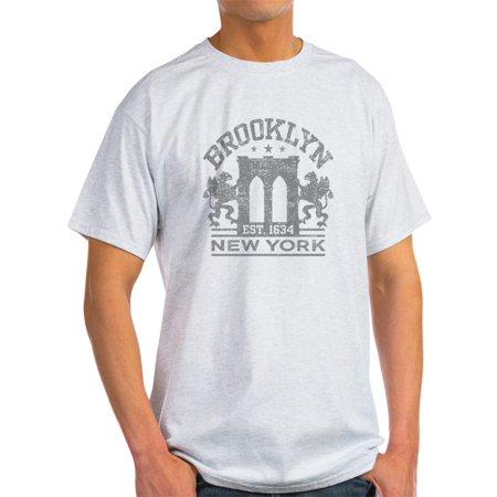 CafePress - Brooklyn New York Est. 1634 T-Shirt - Light T-Shirt -