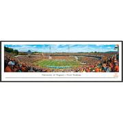 "Virginia Cavaliers 13"" x 40"" Scott Stadium Standard Frame Panorama"