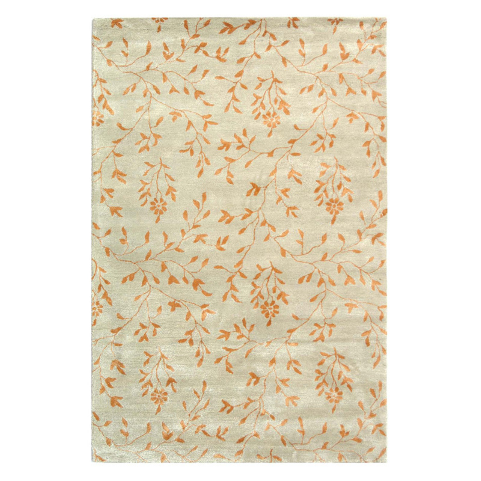 Safavieh Soho SOH418C Area Rug - Light Green/Rust