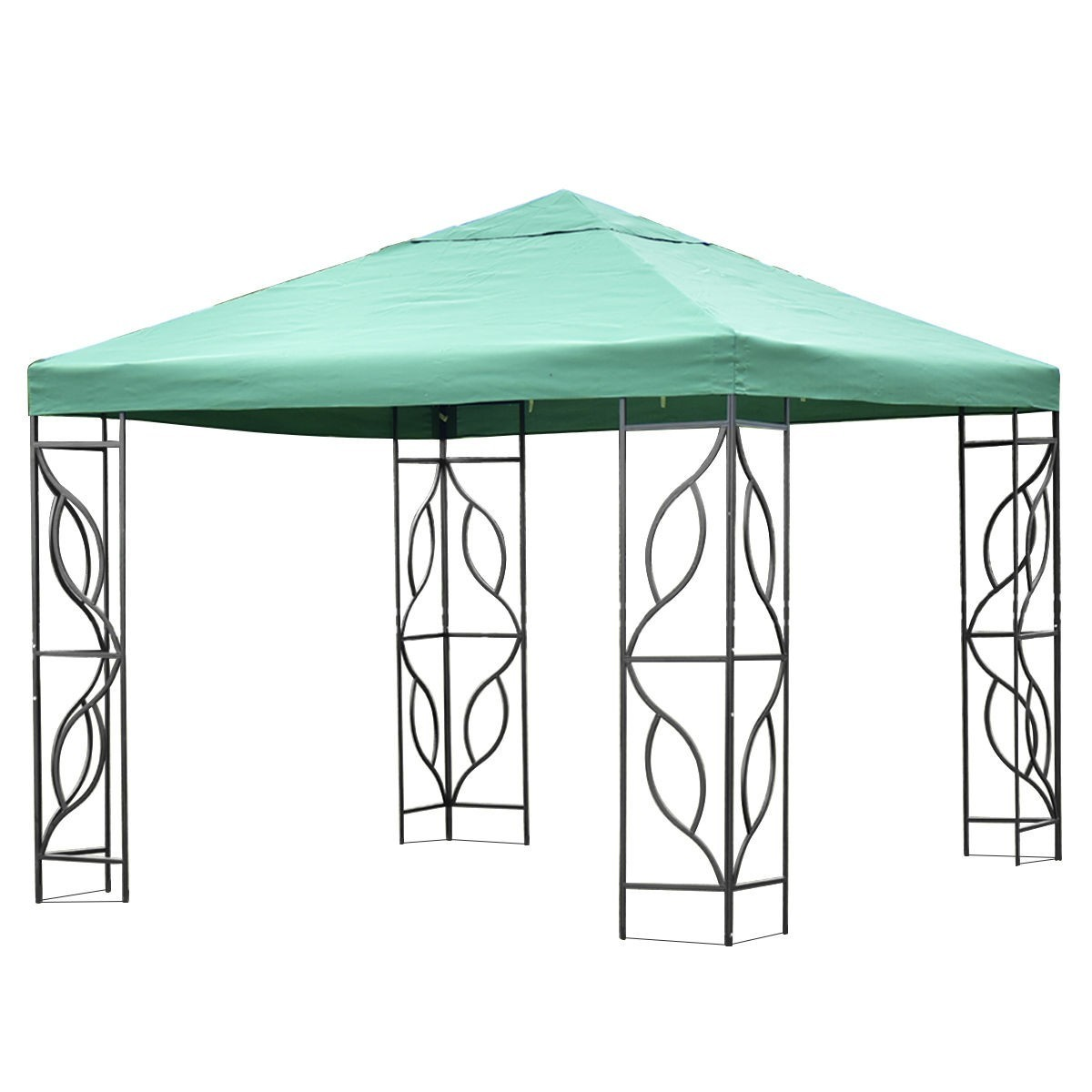 10' x 10' Shelter Patio Wedding Party Canopy by