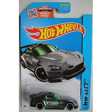 2015 Hw City  Honda S2000  Metallic Gray  Exclusive  17 250  Hw City Performance Kmart Exclusive Recolor Collector Card 017 By Hot Wheels
