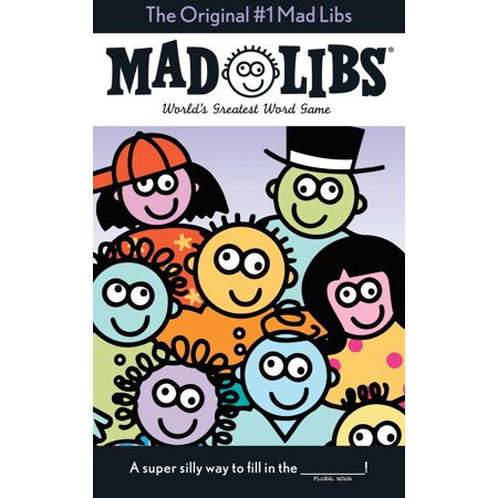 The Original #1 Mad Libs - Mad Libs Halloween