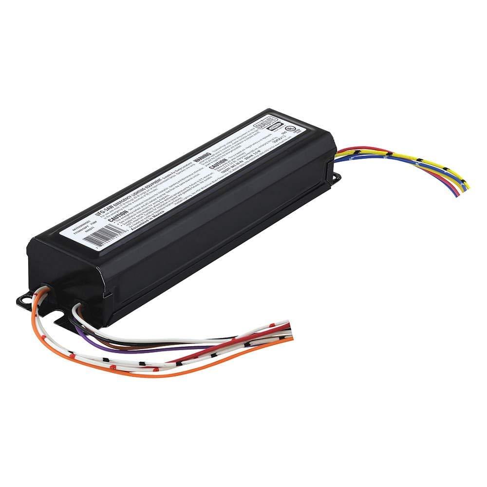 Dual Lite Ufo 3aw Fluorescent Emergency Ballast Battery