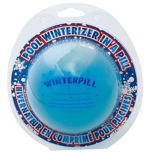 Winter Pill - Natural Enzyme Winterizer for Swimming Pools (Pill Pool)