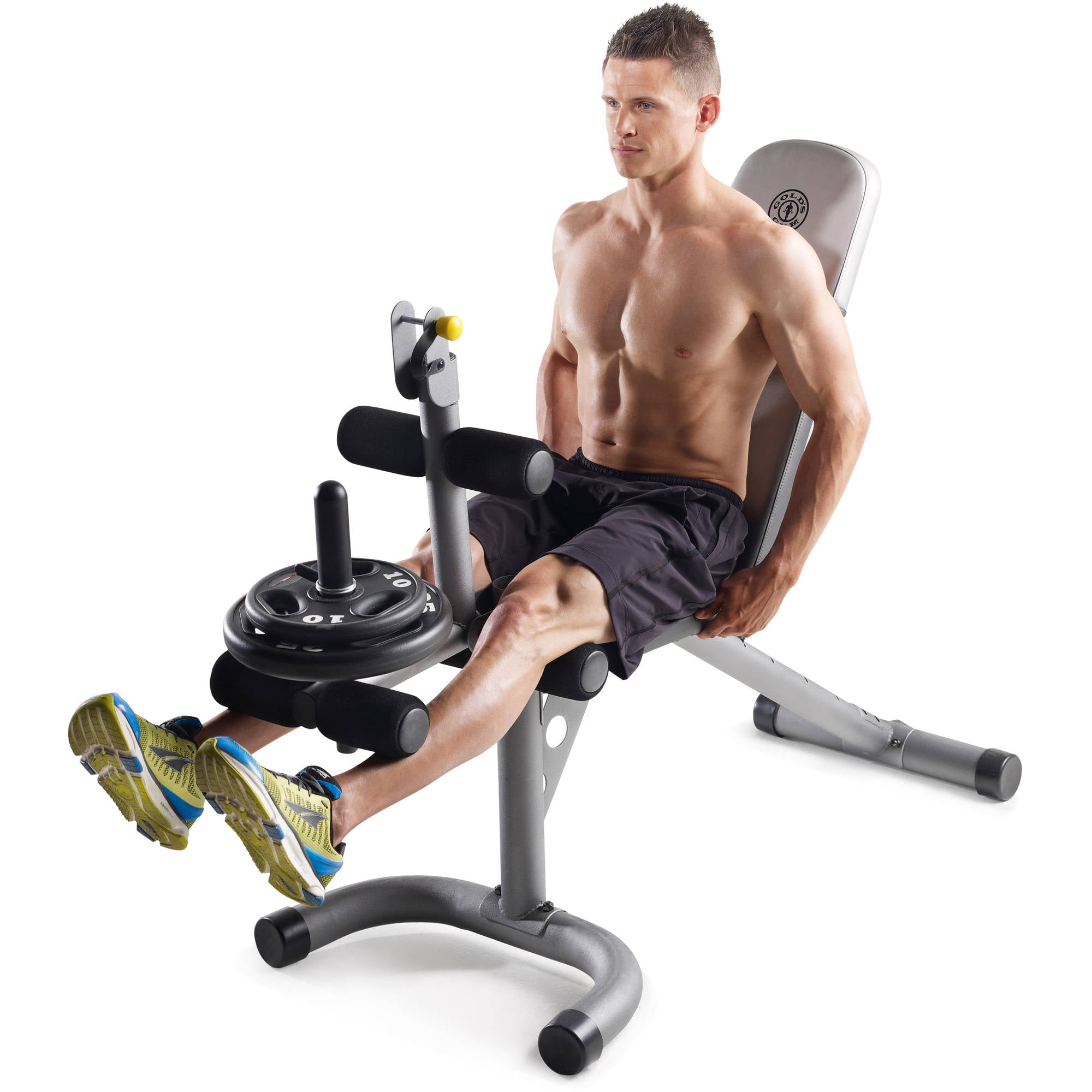 Exercise Fitness: Home Gym System Equipment Fitness Workout Bench Exercise