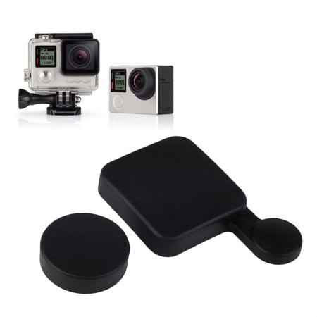 Protective Camera Lens Cap Cover   Housing Case Cover For Gopro Camera