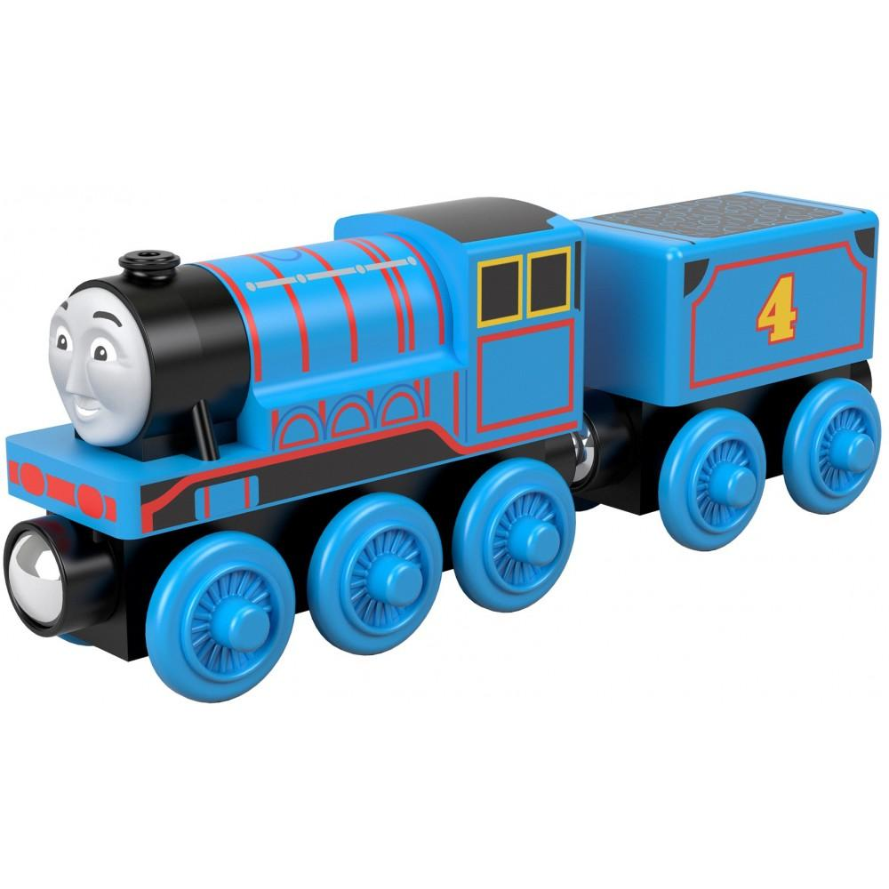 Thomas & Friends Wood Gordon Blue Wooden Tank Engine Train