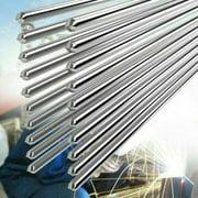 20Pcs 2mm*500mm Melt Aluminum Welding Rods Wire Brazing Solution Welding Flux-Cored Rods