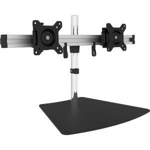 SIIG Easy-Adjust Dual Monitor Desk Stand - 13