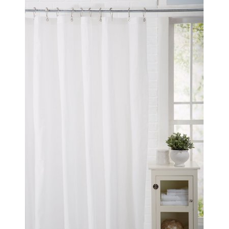 100 PEVA Mold Mildew Free 70 X 72 Shower Curtain Liner By