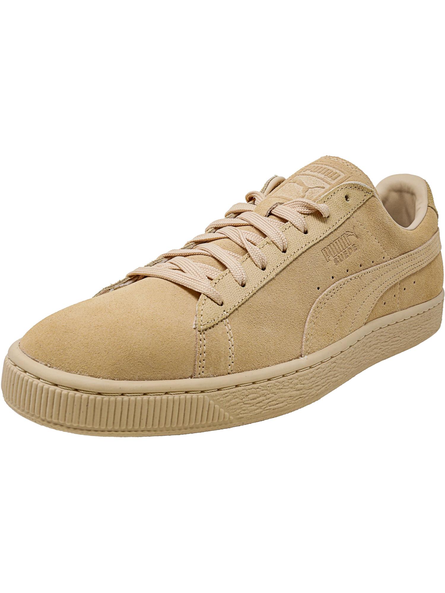 the best attitude 6e89a 093af Puma Men's Classic Tonal Suede Natural Vachetta Ankle-High Fashion Sneaker  - 10M
