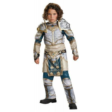 King Fergus Halloween Costume (World of Warcraft King Lane Muscle Child Halloween)