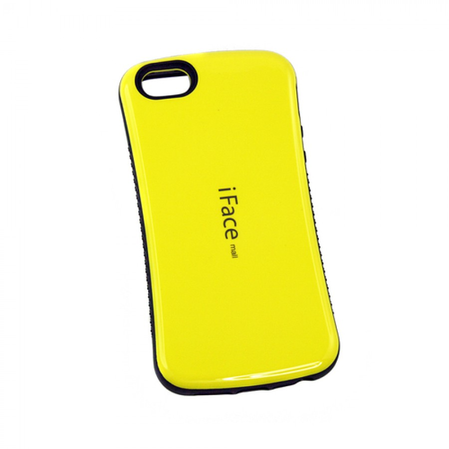 iFace Glossy TPU Rubberised Bumper Hard Case Cover for ...