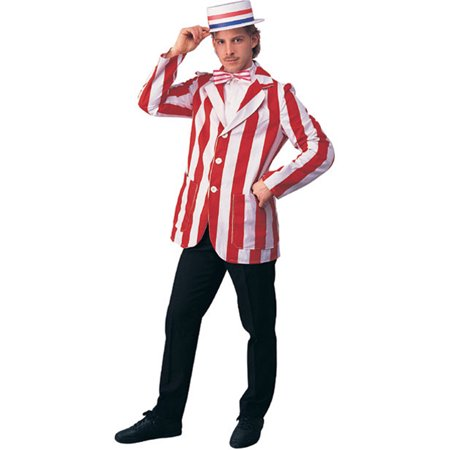 Adult Roarin' 20's Blazer Costume Rubies (Roaring 20's Male Costumes)