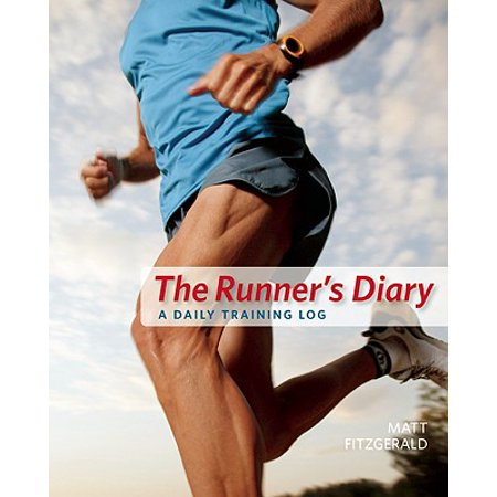 The Runner's Diary : A Daily Training Log ()