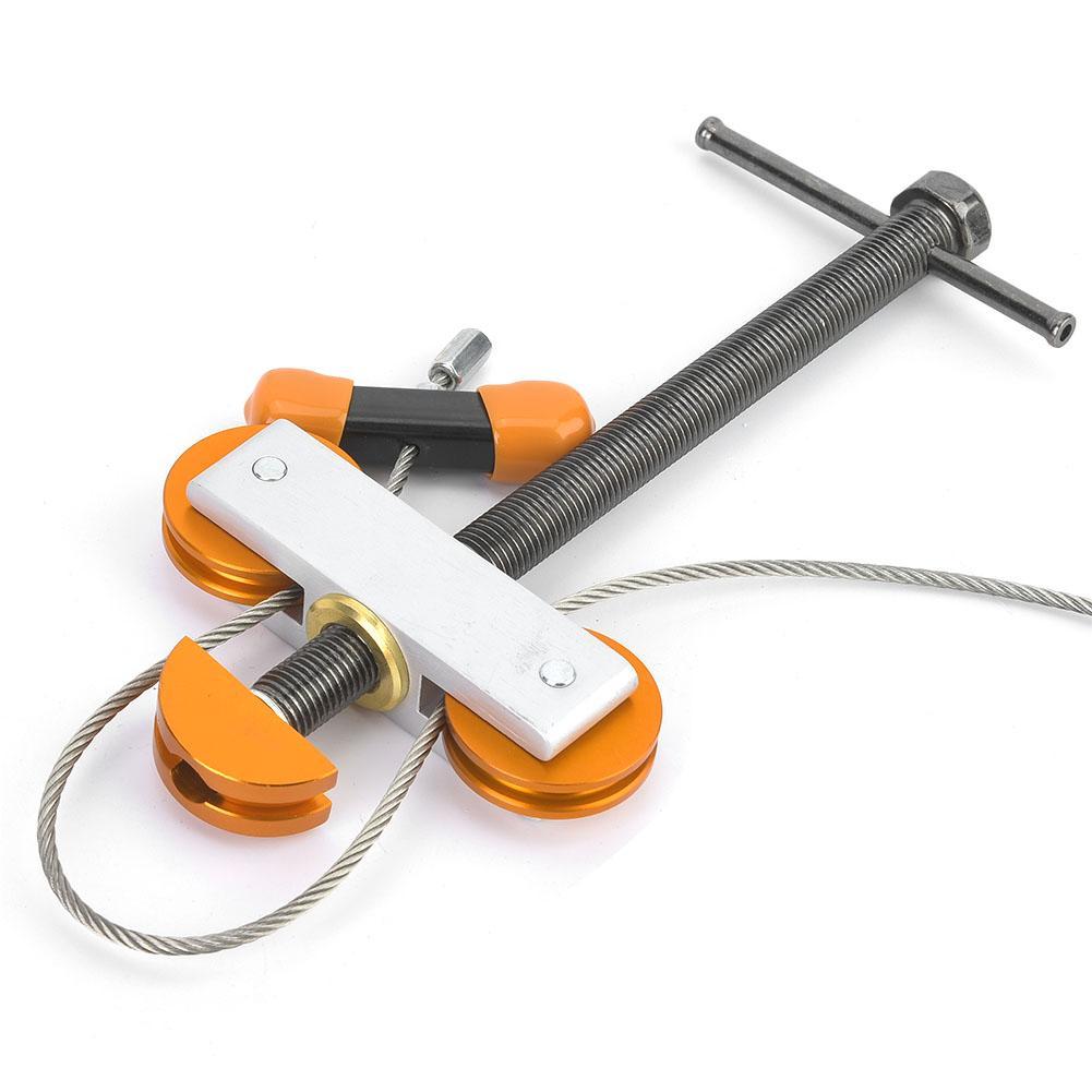 Compound Metal Bow Press /& Quad Bracket Set Hunting Archery Shooting Tool