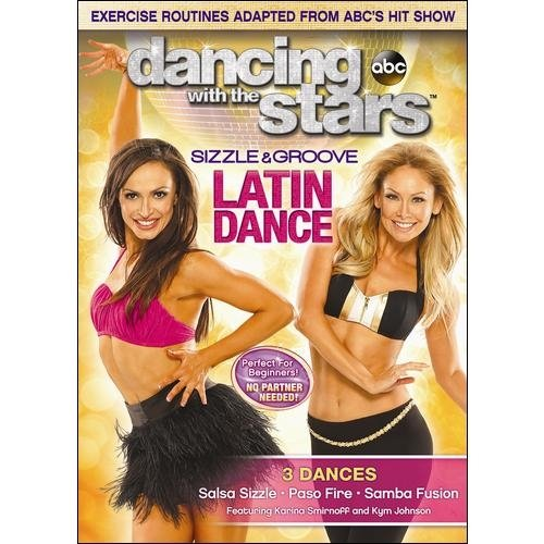 Dancing With The Stars: Sizzle and Groove Latin Dance (Widescreen) by LIONS GATE ENTERTAINMENT CORP