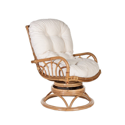 Acacia Home and Garden Tiki Rocking Chair (Set of 2)