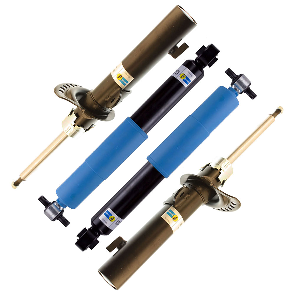 Complete Bilstein B4 Shock Strut Set For Jaguar X-Type 2002-2008