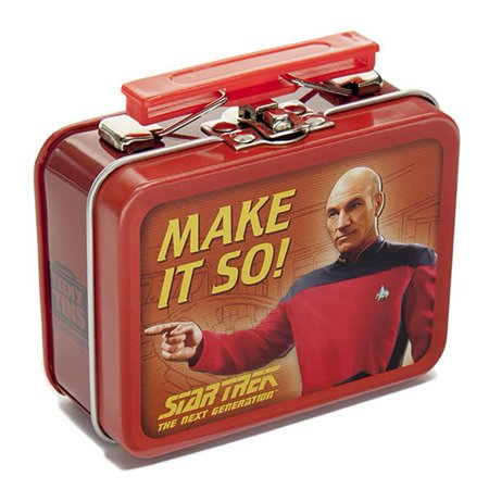 Star Trek The Next Generation Teeny Tin Lunch Box, 1 Random Design