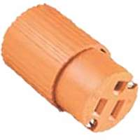 15A/125V ORG 3WIRE CONNECTOR